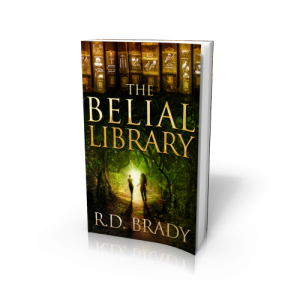 The Belial Library - 3D